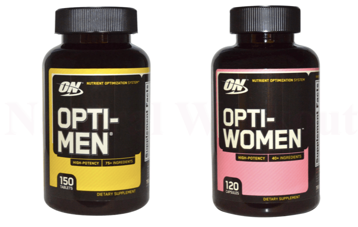 Optimum Nutrition_OPTI-MEN_WOMEN