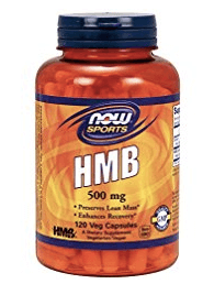 Now HMB 500 mg 120 Veggie Caps 海外直送品