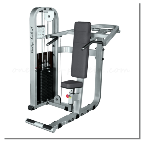 Body Solid Pro Club Line Series Shoulder Press Machine SSP800