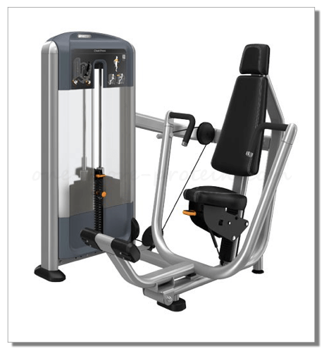 Chest Press DSL0404 - Precor