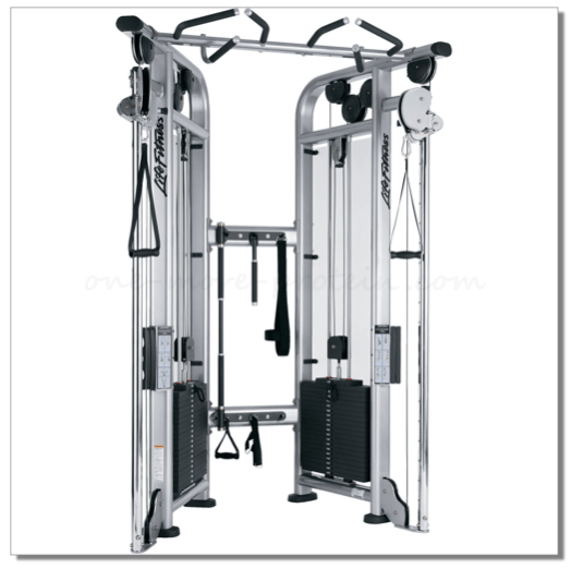 LifeFitness - Signature Series Dual Adjustable Pulley