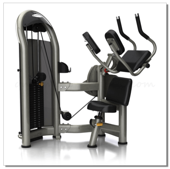 Matrix Abdominal Crunch G3-S51