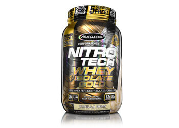 NITRO-TECH WHEY PROTEIN + ISOLATE